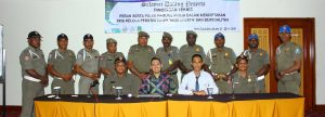 Diklat Satpol PP di Hotel Oasis Amir Jakarta 21-22 mei 2016