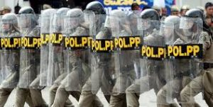 Diklat Peningkatan Kapasitas SDM Polisi Pamong Praja