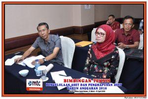 Workshop tentang Memahami Tata Cara Pelaksanaan Penghapusan Aset Daerah