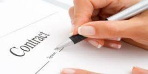 Seminar Hukum Kontrak dan Teknik Penyusunan Kontrak Pengadaan Barang Jasa