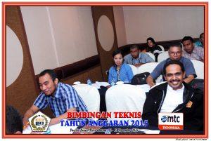 Diklat Evaluasi Laporan Penyelenggaraan Pemerintahan Daerah