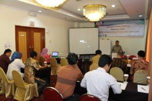 Pelatihan Sistem Administrasi Kepegawaian Daerah
