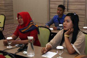 Bimtek Pelaporan Keuangan Dana Dekon APBN dan Dana Tugas Pembantuan