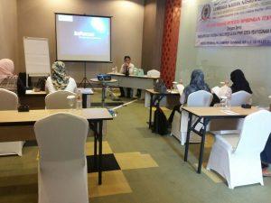 Bimtek Peningkatan Kompetensi Pejabat atau Panitia Pemeriksa Hasil Pekerjaan