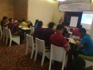Pelatihan Pengelolaan Kearsipan di Lingkungan Aparatur Pemerintah