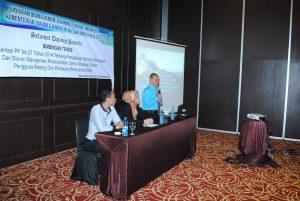 Pelatihan Pedoman Pengelolaan Barang Milik Daerah