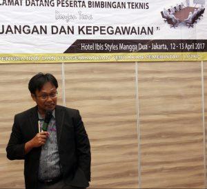 Diklat Penyusunan Analisis Beban Kerja PNS di Lingkungan Pemerintah Daerah