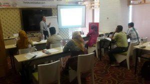 Pelatihan Tata Cara Penyusutan Aset tetap dan Manajemen Aktiva Tetap