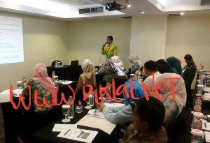 Bimtek Manajemen Keprotokolan dan MC Bagi Humas Protokol dan MC
