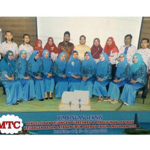 Penyusunan Laporan Keuangan Badan Layanan Umum Daerah