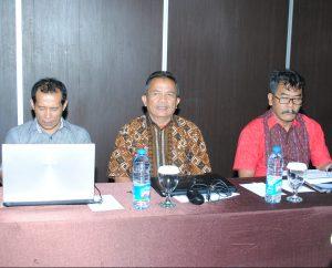 Workshop tentang Peningkatan Kompetensi Panitia Pemeriksa Hasil Pekerjaan