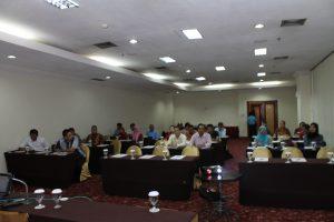 Bimtek mengenai Program Strategi dalam Penyusunan dan Perencanaan Pembangunan Daerah