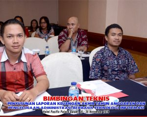 Diklat Penyusunan Laporan Akuntansi Keuangan Daerah