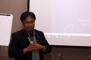 Pelatihan Peningkatan Pengetahuan bagi Humas Protokol dan MC di Daerah