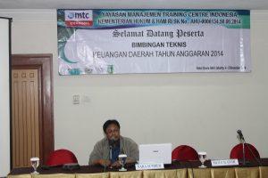 Pelatihan Manajemen Keuangan Desa