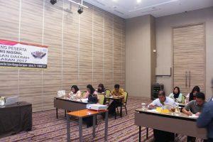 Seminar tentang Jabatan Fungsional Polisi Pamong Praja dan Angka Kreditnya