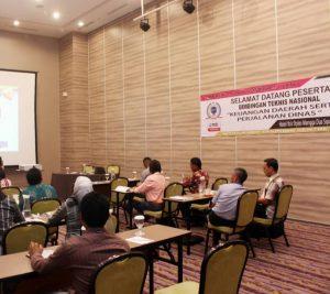 Pelatihan tentang Tata Cara Perencanaan Pelaksanaan dan Pertanggungjawaban Perjalanan Dinas