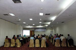 Sosialisasi tentang Sistem Informasi Keuangan dan Aset Desa