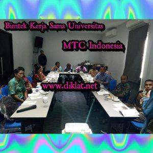 Bimtek Kerja Sama Universitas