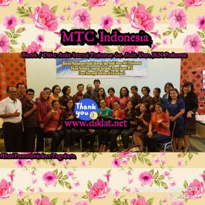 Diklat Audit Internal Puskesmas dan Audit Dana JKN Puskesmas
