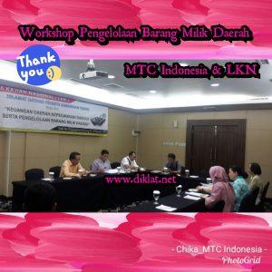 Workshop Pengelolaan Barang Milik Daerah dan Aset