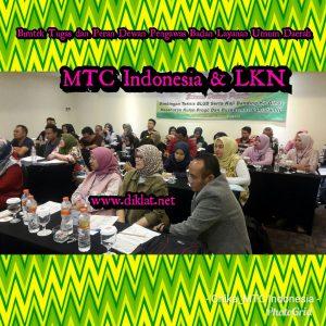 Bimtek Tugas dan Peran Dewan Pengawas Badan Layanan Umum Daerah