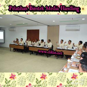 Pelatihan Bimtek Media Handling