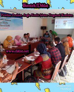 Pelatihan Penilaian Angka Kredit Jabatan Fungsional Kesehatan