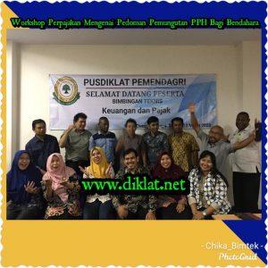 Thus, Workshop Perpajakan Mengenai Pedoman Pemungutan PPH Bagi Bendahara