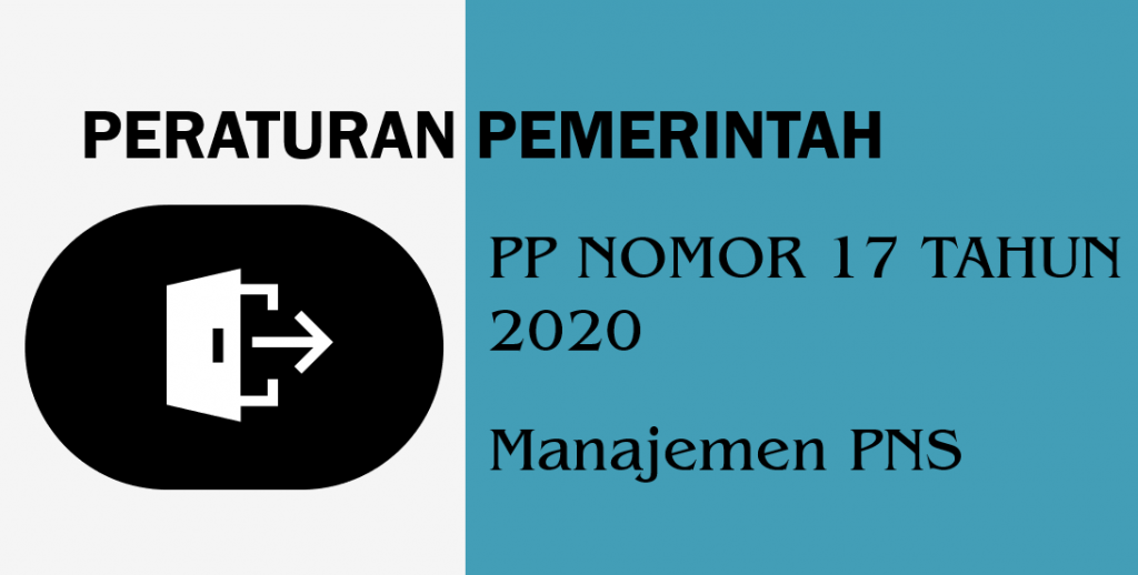 Bimtek Manajemen Pegawai Negeri Sipil Berdasarkan PP No. 17 Tahun 2020