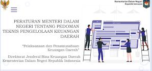 Bimtek Pedoman Teknis Pengelolaan Keuangan Daerah Berdasarkan Permendagri 77 Tahun 2020